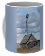 Windmill In The Storm Coffee Mug