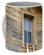 Window And Hands Coffee Mug