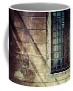 Window And Long Shadows Coffee Mug