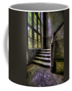 Window And Stairs Coffee Mug
