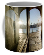 Window And Sun Coffee Mug