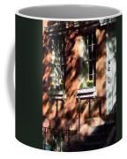 Window Boxes Greenwich Village Coffee Mug