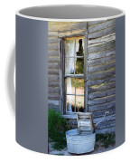 Window On Prairie Life Coffee Mug