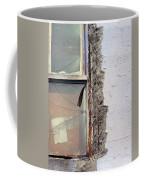 Window Pain  Coffee Mug