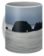 Window Rocks Coffee Mug