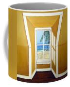 Window To The Sea No. 3 Coffee Mug