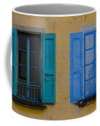 Windows Coffee Mug by Debra and Dave Vanderlaan