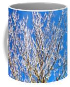 Winds Upon The Branchs II Coffee Mug
