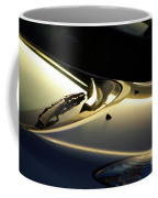Windshield Wiper Coffee Mug by Carlos Caetano