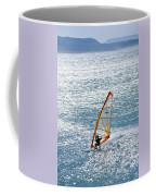 Windsurfer, Baja, Mexico Coffee Mug