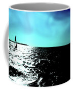 Windsurfing Greece Coffee Mug