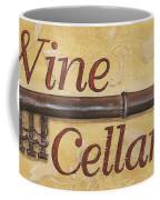 Wine Cellar Coffee Mug