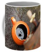 Wine Dripping Coffee Mug by Gaspar Avila