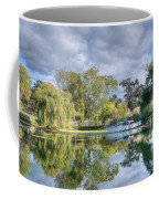 Winery Pond Coffee Mug