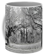 Winter At The Edge Of The Woods Coffee Mug
