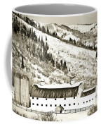 Winter Barn 1 Coffee Mug