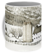 Winter Barn 3 Coffee Mug