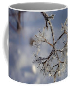Winter Crystals Coffee Mug