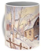 Winter Escape Coffee Mug