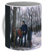 Winter Explorers Coffee Mug