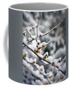 Winter Fleurs Coffee Mug