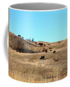 Winter Grazing Coffee Mug
