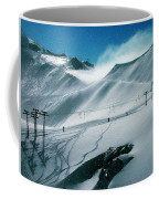 Winter In Austria Coffee Mug