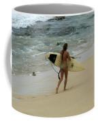 Winter In Hawaii 4 Coffee Mug