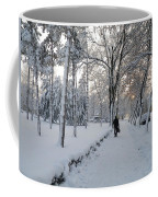Winter In Mako Coffee Mug