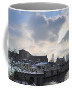 Winter In Philly Coffee Mug