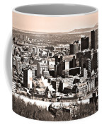 Winter In The City ... Coffee Mug
