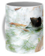 Winter Junco Coffee Mug