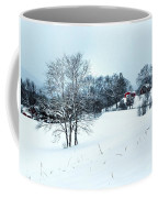 Winter Landscape 1 Coffee Mug