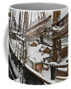 Winter On Deck Coffee Mug