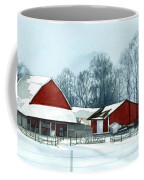 Winter Respite In The Heartland Coffee Mug