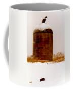 Winter Rust Coffee Mug