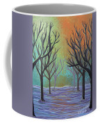 Winter Solitude 11 Coffee Mug