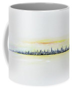 Winter Sunrise Coffee Mug