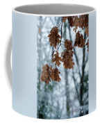 Winter Takes Hold Coffee Mug