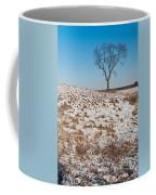 Winter Tree Nachusa Grasslands Coffee Mug