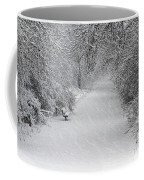 Winter's Trail Coffee Mug