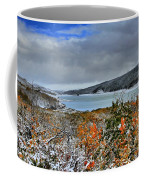 Wintry Dusting Coffee Mug