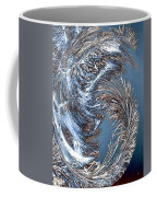 Wintry Pine Needles Coffee Mug