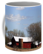 Wisconsin Farm Coffee Mug