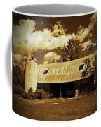 Wisconsin Hay Barn Coffee Mug