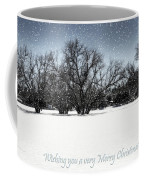 Wishing You A Very Merry Christmas Coffee Mug