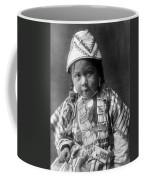 Wishram Girl 1909 Coffee Mug