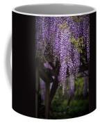 Wisteria Droplets Coffee Mug