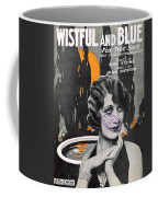 Wistful And Blue Coffee Mug