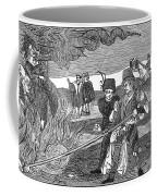 Witch Burning, 1555 Coffee Mug by Granger